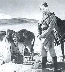 Halef war auch in der Nazizeit beliebt (Filmszene von 1936)
