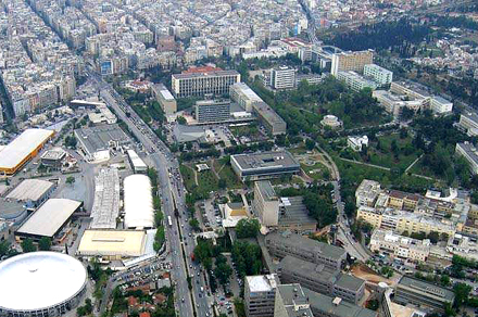 Salonica-Central-Aerial uni rechts