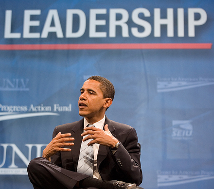 Barack Obama Quelle: Progress Action Fund