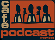 Café Podcast Logo