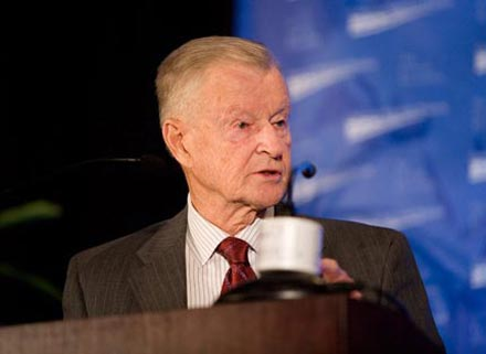 Globales Der neue Kalte Krieg des Obama-Beraters Zbigniew Brzezinski Brzezinski