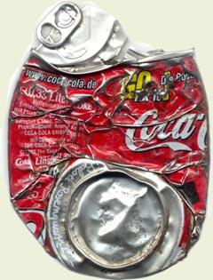 Cola dosen ohne pfand bestellen