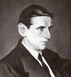 <b>Hermann Broch</b> - einer der renommiertesten. Autoren der klassischen Moderne. - HermannBrochAthena-Verlag