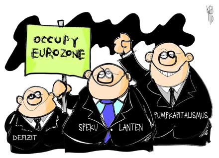 occupy eurozone