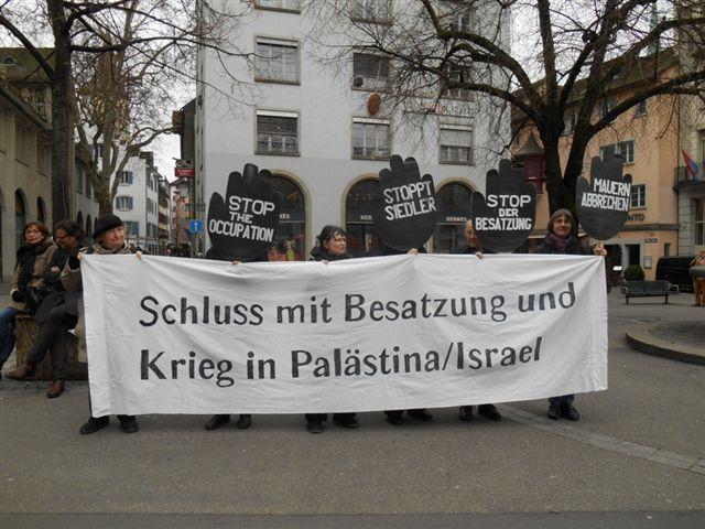 linke zu israel