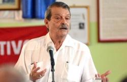 Stellvertretender kubanischer Außenminister Abelardo Moreno