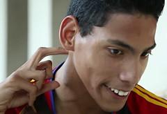 Der Kubaner Jorgito aus Camagüey