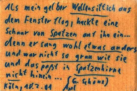 Die Kölner Klagemauer muss leben (142) - Dokumentation