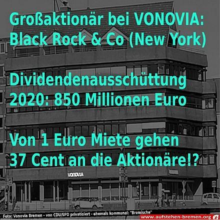Soziale Spaltung in Bremen und Hintergründe der unbezahlbaren Mieten