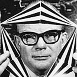 Werner Höfer - vom BILD-Film begeistert