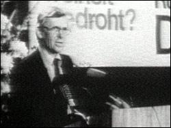 WDR-Intendant von Sell im verbotenen Film